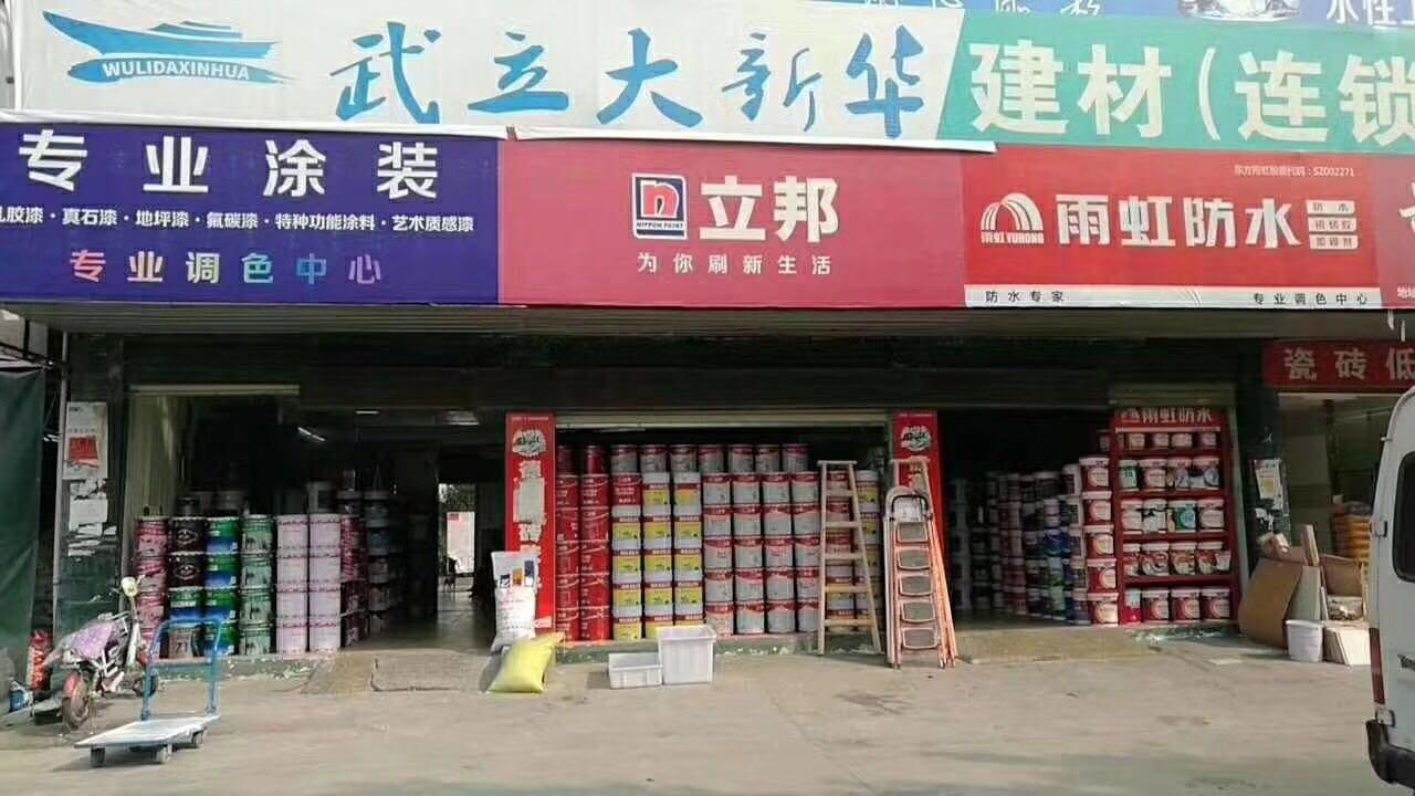 武汉武立大新华建材科技有限公司