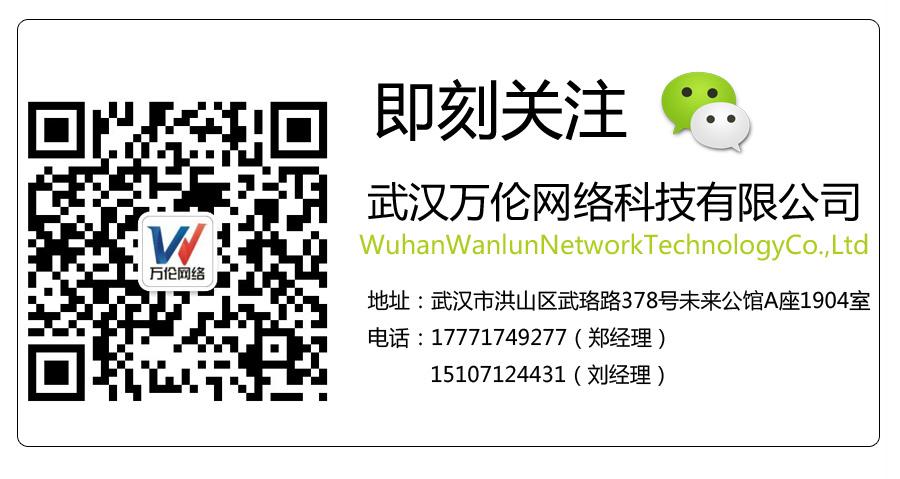 武汉万伦网络科技有限公司